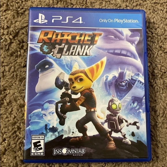 Sony Other - Ratchet and clank game